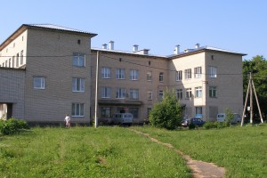 Здание стационара